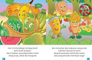 Ebook Cerita Anak, Aku Suka Buah, Mana yang Kau Suk (5)