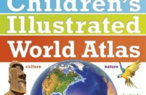 Ebook Children's Illustrated World Atlas