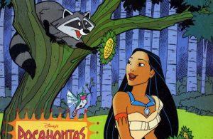 Ebook Disney Comic Hits Pocahontas All New Stories! Seri 1