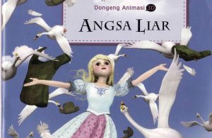 Ebook Dongeng Animasi 3D Angsa Liar