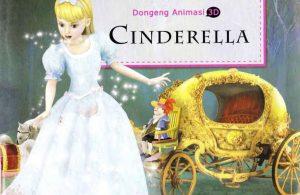 Ebook Dongeng Animasi 3D Cinderella