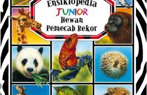 Ebook Ensiklopedia Junior- Hewan Pemecah Rekor