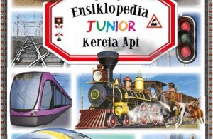 Ebook Ensiklopedia Junior- Kereta Api