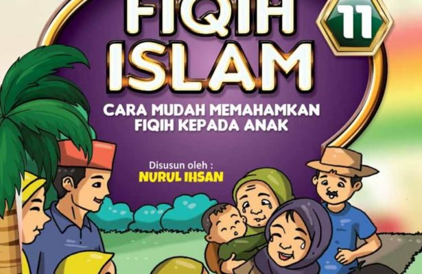 Ebook Fiqih Islam Bergambar For Kids Jilid 11