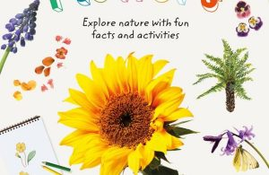 Ebook Flowers, Explore Nature with Fun Facts and Activities