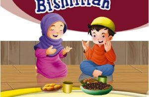Ebook I Can Say Bismillah - Bilingual