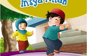 Ebook I Can Say Insya Allah, Aku Bisa Mengucap Insya Allah (Bilingual)