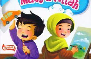 Ebook I Can Say Masya Allah, Aku Bisa Mengucap Masya Allah (Bilingual)