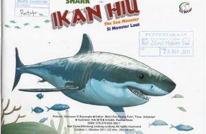Ebook Ikan Hiu Si Monster Laut