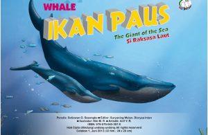 Ebook Ikan Paus Si Raksasa Laut