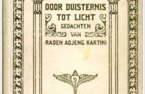 Ebook Jadul RA Kartini 1921 Habis Gelap Terbitlah Terang