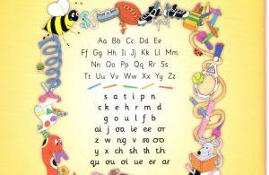 Cover Belakang Jolly Phonics Extra Pupil Book 1
