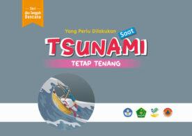 Ebook Kartu Bergambar Tetap Tenang Saat Tsunami
