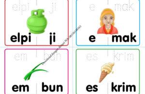 Ebook Kartu Pintar Membaca Suku Kata Alfabetis (8)