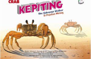 Ebook Kepiting Si Pejalan Miring