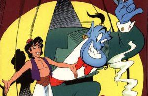 Ebook Komik Aladdin Heeere's Genie! Seri 5