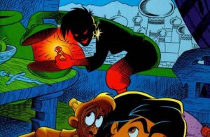 Ebook Komik Aladdin Sword To Catch A Thief! Seri 4