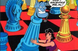 Ebook Komik Aladdin The Deadliest Game! Seri 9