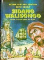 Ebook Komik Jadul Sidang Walisongo dan Syekh Siti Jenar