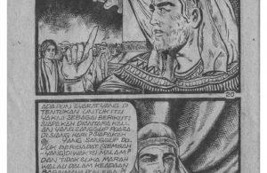 Ebook Komik Sejarah Nabi Zulkifli (21)