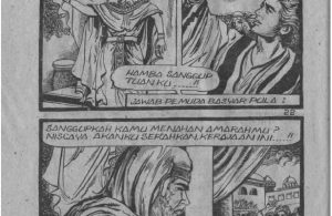 Ebook Komik Sejarah Nabi Zulkifli (23)
