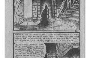 Ebook Komik Sejarah Nabi Zulkifli (29)