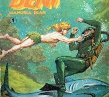 Ebook Komik Seri Album Deni Manusia Ikan 1