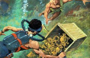 Ebook Komik Seri Album Deni Manusia Ikan 10