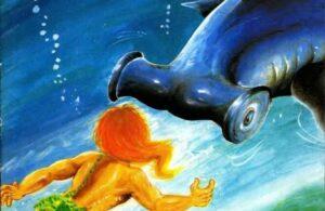Ebook Komik Seri Album Deni Manusia Ikan 13