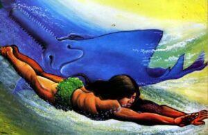 Ebook Komik Seri Album Deni Manusia Ikan 15
