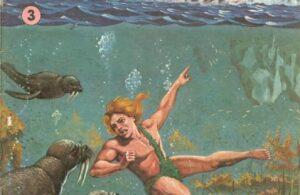 Ebook Komik Seri Album Deni Manusia Ikan 3