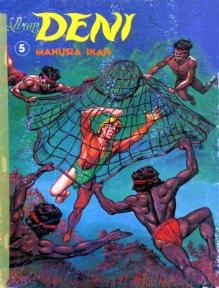Ebook Komik Seri Album Deni Manusia Ikan 5