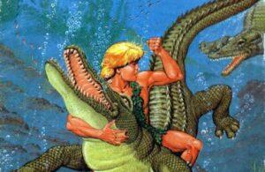 Ebook Komik Seri Album Deni Manusia Ikan 7