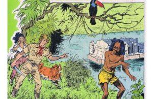 Ebook Komik Seri Bessy 2 Komando Alam, Pulau Terlarang