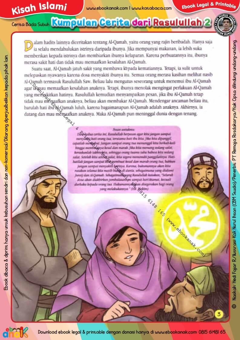 Ebook Legal Cerita Bada Subuh, Kumpulan Cerita dari Rasulullah 2 (8)