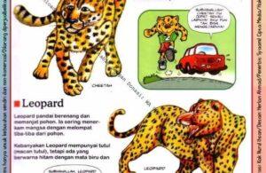Ebook Legal dan Printable Aku Anak Cerdas Dunia Hewan 1, Cheetah dan Leopard (15)