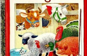 Ebook Little Golden Book The Animals of Farmer Jones (1)