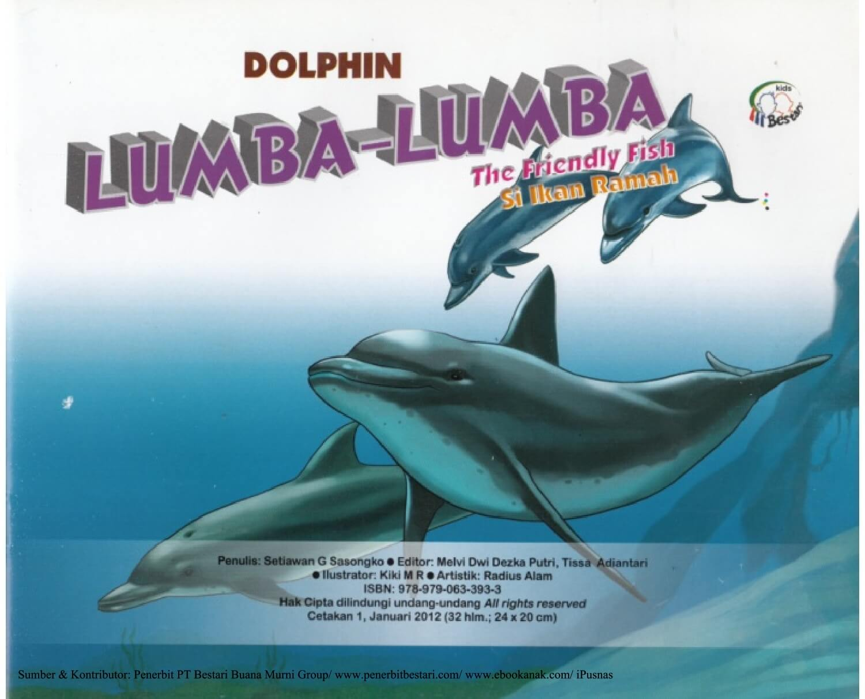 Ebook Lumba Lumba Si Ikan Ramah