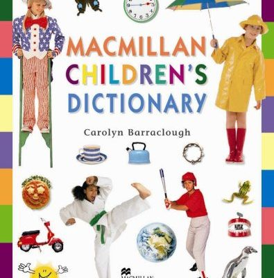 Ebook Macmillan Children's Dictionary