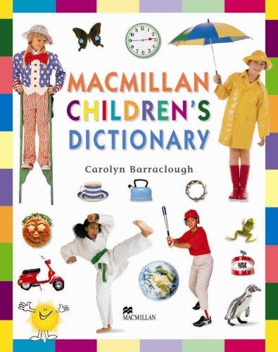 Ebook Macmillan Children's Dictionary