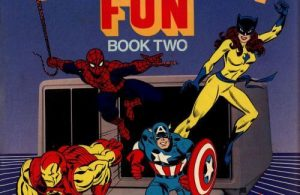 Ebook Marvel Super Heroes Computer Fun Book Two