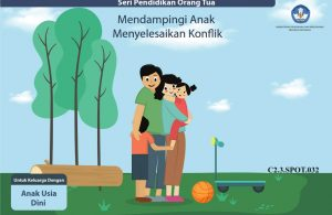Ebook Mendampingi Anak Menyelesaikan Konflik