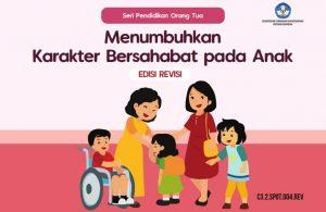 Ebook Menumbuhkan Karakter Bersahabat pada Anak