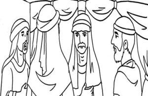 Para Tukang Fitnah Siap Melakukan Pemberontakan Terhadap Khalifah Utsman bin Affan