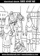 Ebook Mewarnai Gambar Utsman bin Affan219