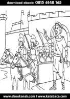 Tentara Romawi Menyerang Kota Iskandariyah, Mesir dengan Seribu Kapal Perang