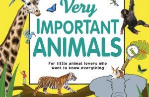 Ebook My Encyclopedia of Very Important Animals