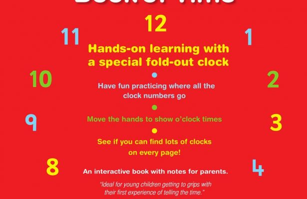 Ebook My First Book of Time (14)