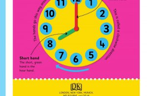 Ebook My First Book of Time (3)