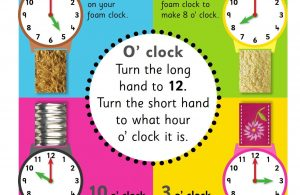 Ebook My First Book of Time (7)
